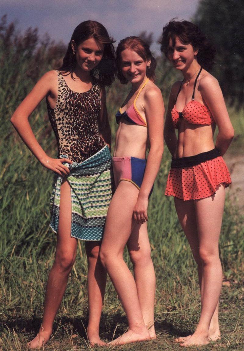 Девушки из Советского союза