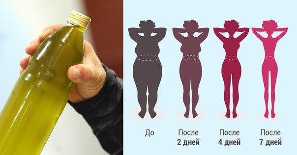Волшебный напиток, с которым 10 см жира на талии растают за неделю!