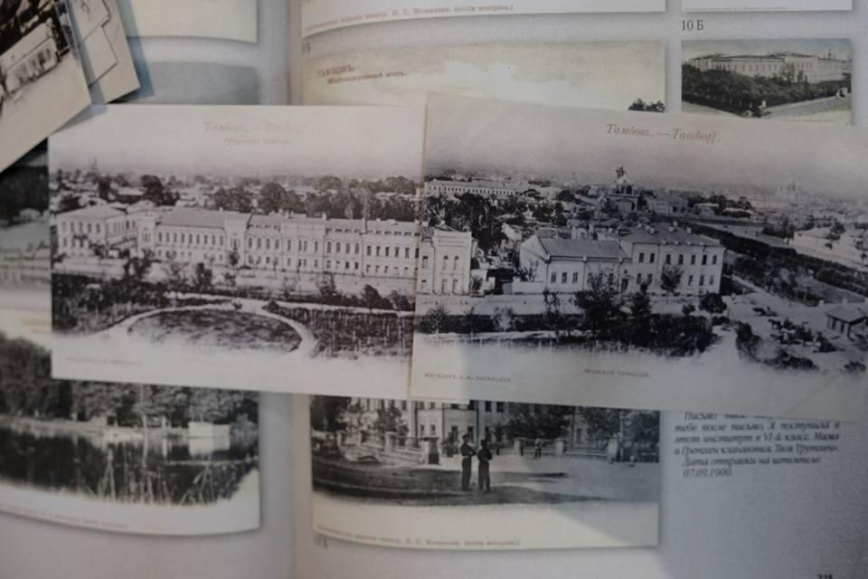 Оригинальные открытки тамбов