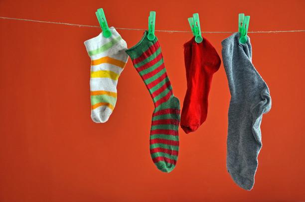 5 отличных идей применения одинокого носка