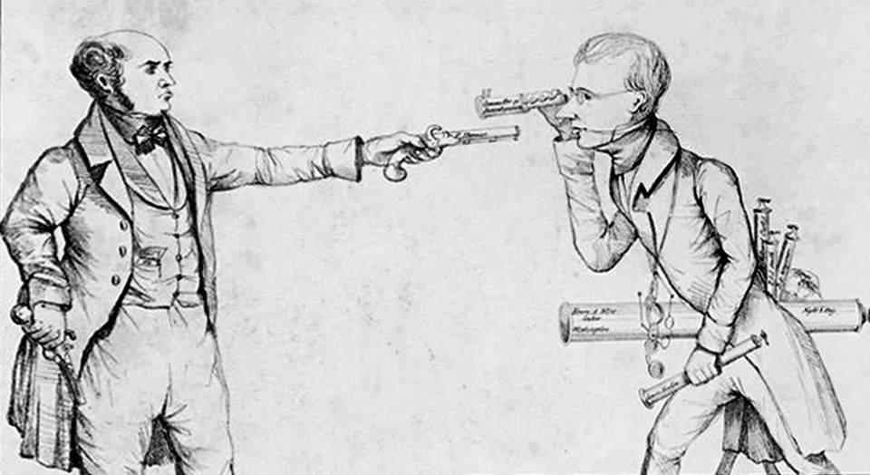 Уникальная дуэль Отто фон Бисмарка и доктора Вирхова на сосисках. Кто победил... ? Бисмарк,Германия,история,личности,рассказы,Смешное