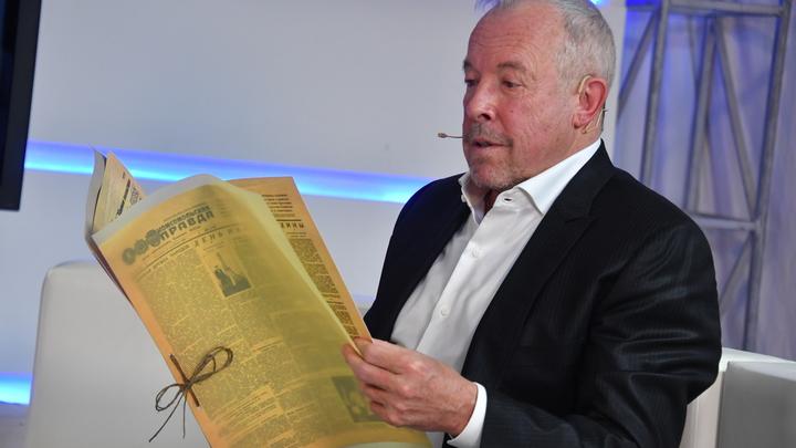 «Тут либо Крым наш и концерт на День России, либо…»: Коц указал Макаревичу, что «мог бы и сам вежливо отказаться»
