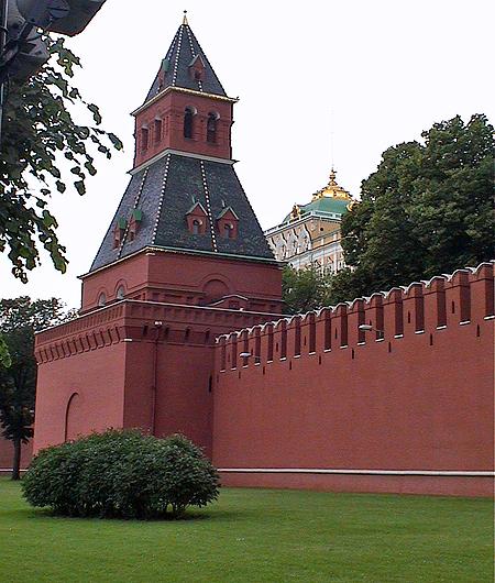 Легенды Московского Кремля