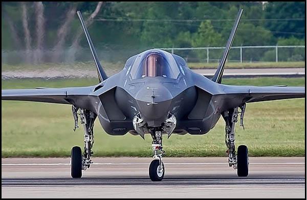 F-35. До Голландии не долетит