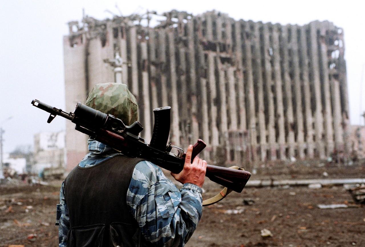 Кавказский бунт: грядет повт…