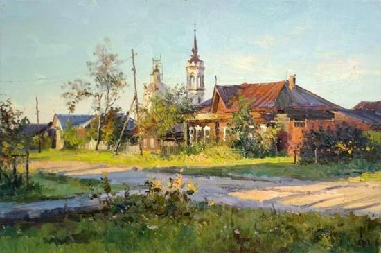 художник Алексей Ефремов картины – 30