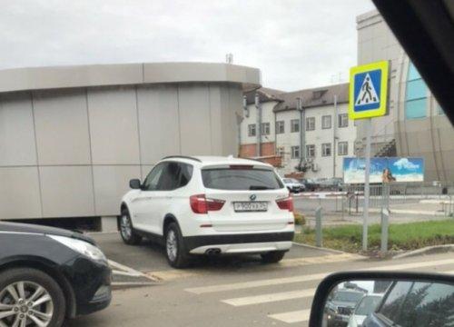 Гении парковки