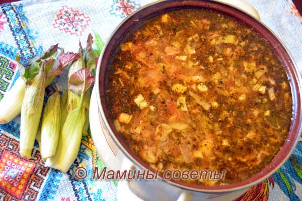 А вы пробовали сварить суп из гречихи сахалинской?