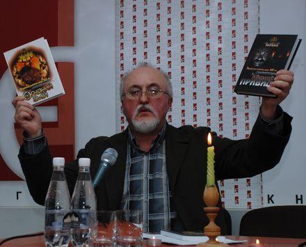 Очередной украинский писатель попытался низвергнуть с пьедестала классиков русской литературы