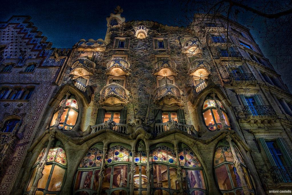 Casa Batlló 04