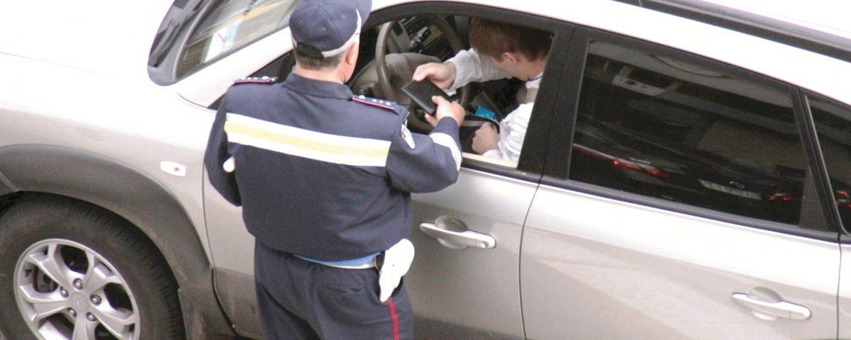 Права водителя, или у нас ес…