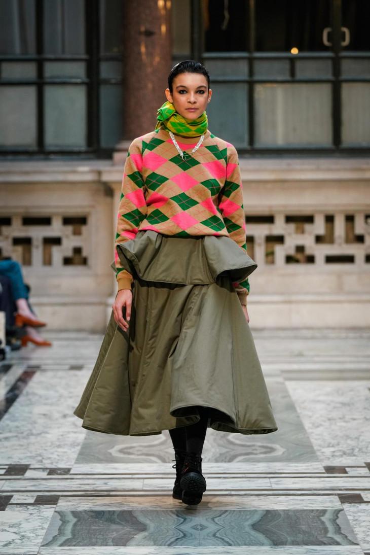Модные свитеры 2020