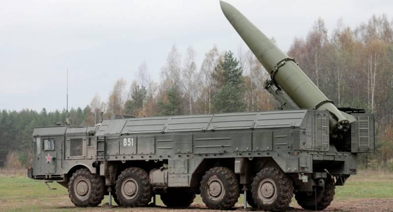 Почему НАТО страшны «Искандеры»