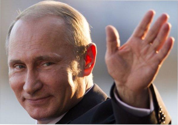 О назначении Путина В.В. пож…