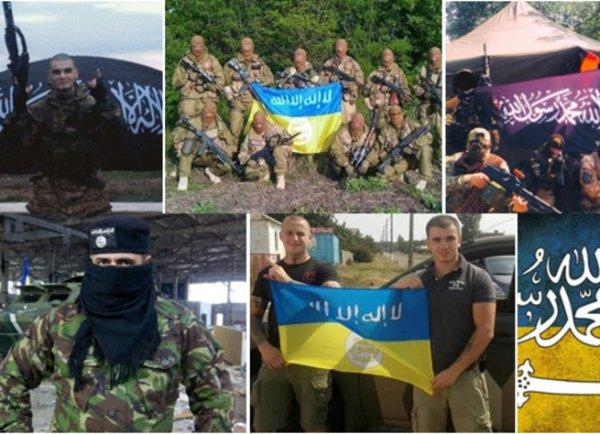 Украина и ИГИЛ - братья близ…