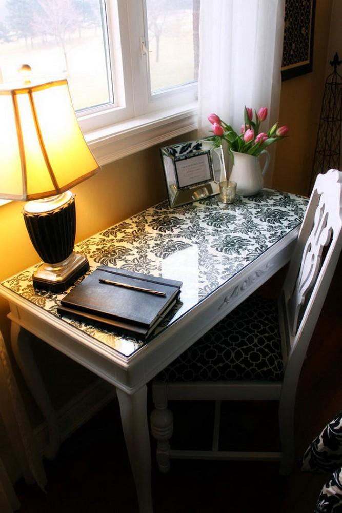 Офис в цветах: черный, серый, светло-серый, белый, бежевый. Офис в .