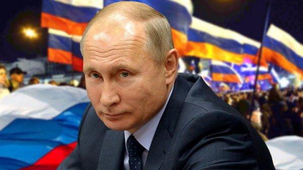 Запад боится Русской весны 2.0