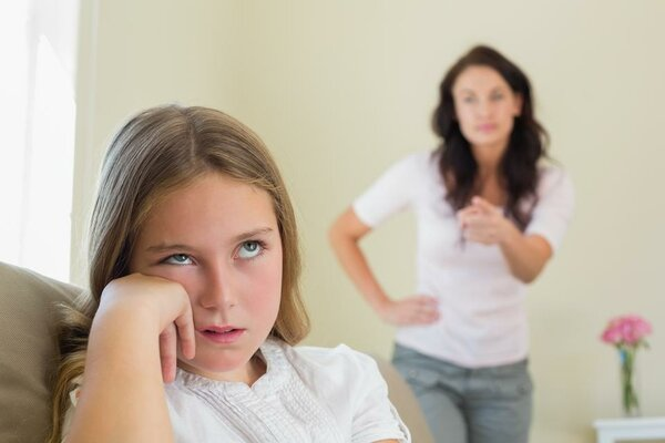 Что делать, если ребёнок вам дерзит?