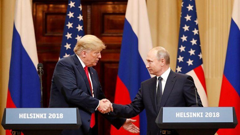 Bloomberg: Путин предложил Т…