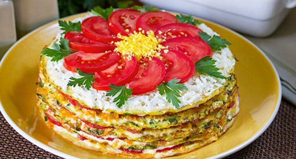 Рецепт вкуснейшего торта из кабачков, который станет главным украшением любого стола