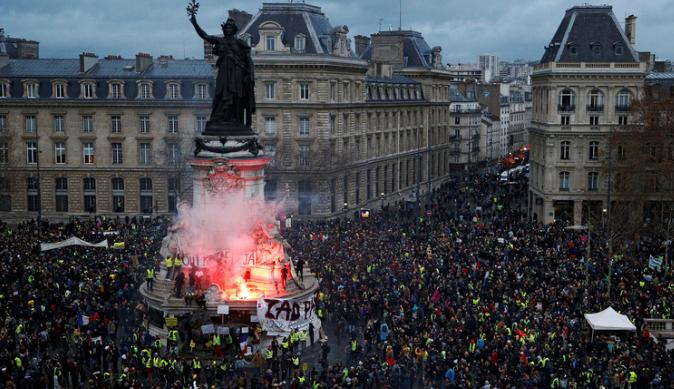 Отменят ли во Франции капитализм ?