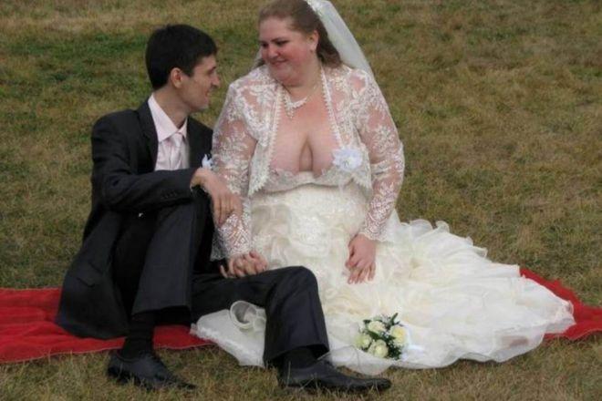Сколько-то счастья жениху привалило