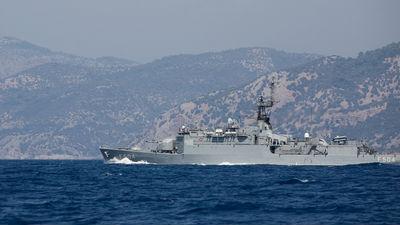Четыре корабля НАТО войдут в…