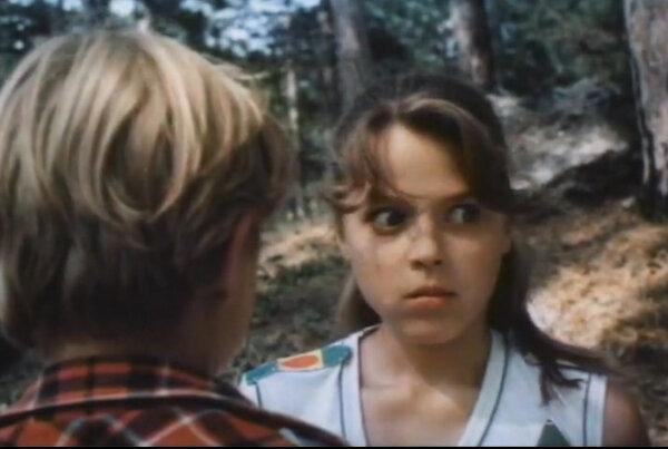"""Как сложилась судьба девочки из страшной сцены с лягушкой, фильма """"До первой крови"""". актрисы и роли"""