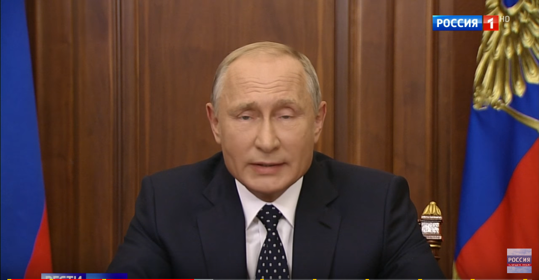 Путин. Пенсии. Конец эпохи.