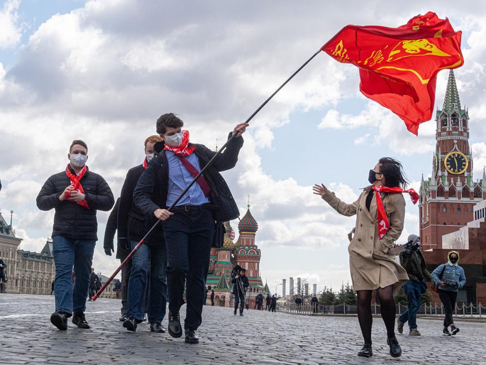 """Среди кандидатов """"Умного голосования"""" лидируют коммунисты"""