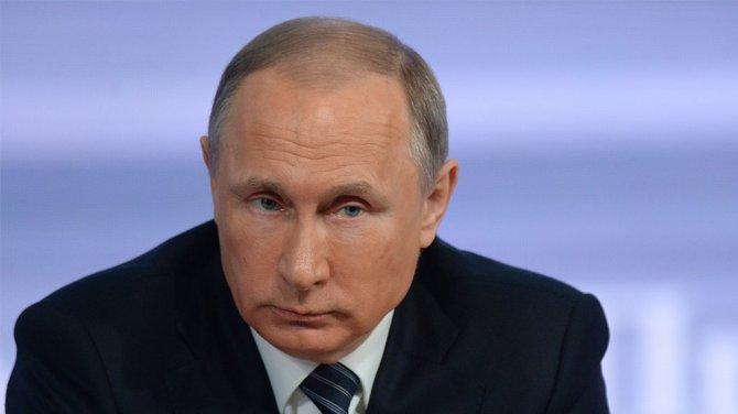 Путин прижал Порошенко к сте…