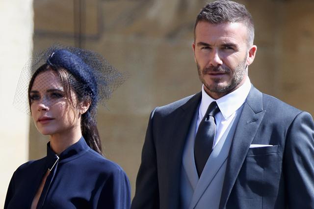 Виктория и Дэвид Бекхэм прилетели в Австралию по приглашению принца Гарри и Меган Маркл