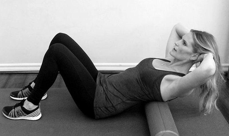 Уникальная гимнастика для спины и суставов