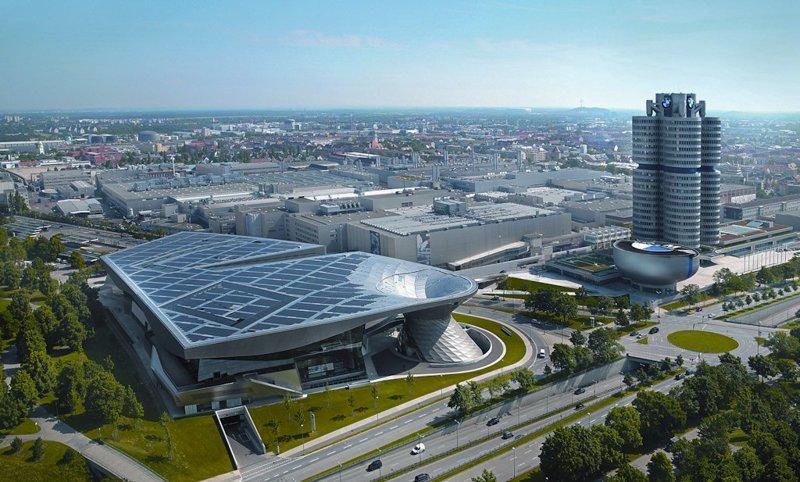 3. Завод БМВ в Мюнхене (Германия) Haval, bmw, general motors, автозавод, автомобиль, китай