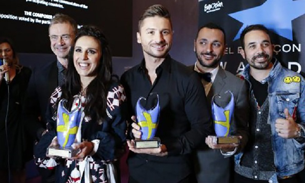 Организаторы Евровидения поставили Украину на место