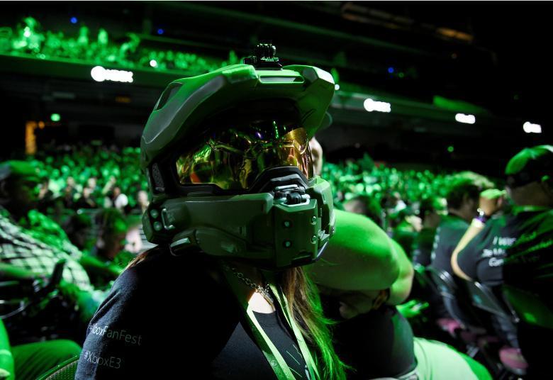 Выставка электронных развлечений Electronic Entertainment Expo 2017