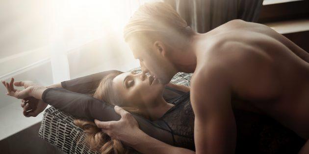 Любопытные факты о сексе и здоровье