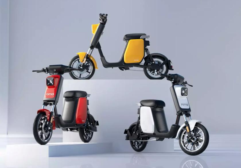 Xiaomi начала выпуск скутеров