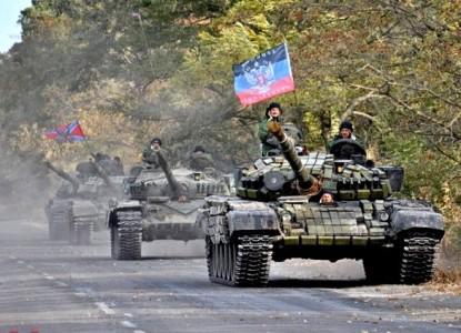 Танки ДНР