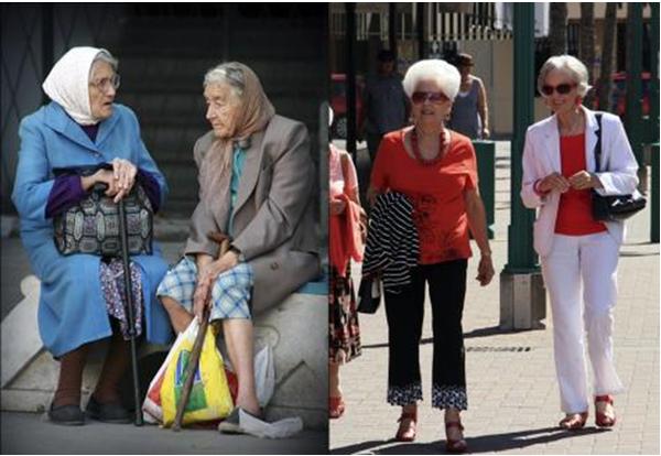 Почему в Германии пенсионера…