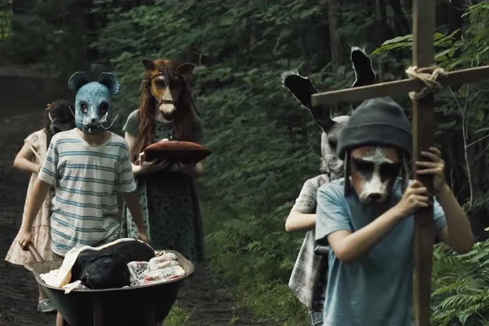 """Вышел жуткий трейлер ремейка """"Кладбища домашних животных"""" Кинга"""