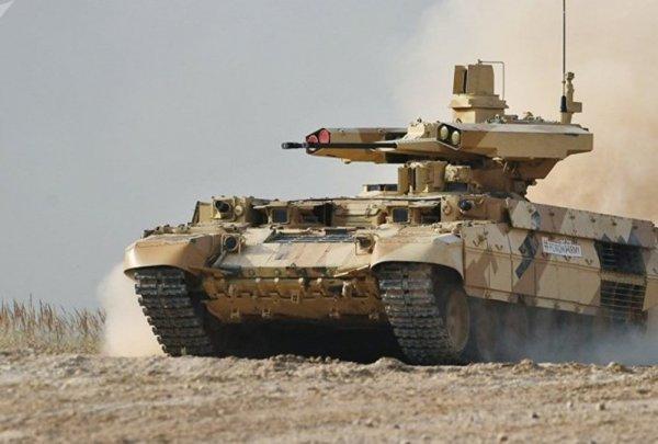 «Дороже танка»: что не так с БМПТ «Терминатор»
