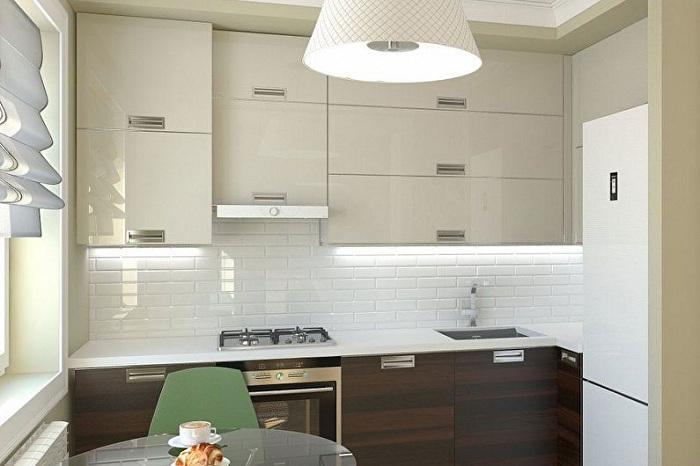Минимальный набор мебели и декора при максимальной функциональности.