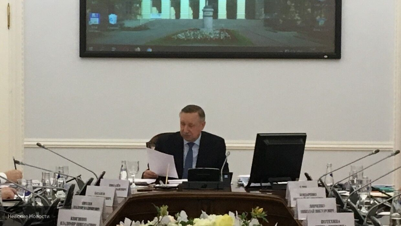 Глава Петербурга подписал новые правила на время вынужденных выходных