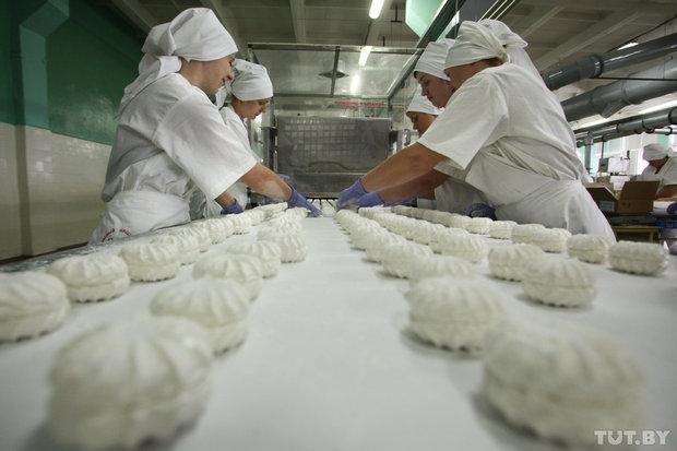 Как в Беларуси делают зефир