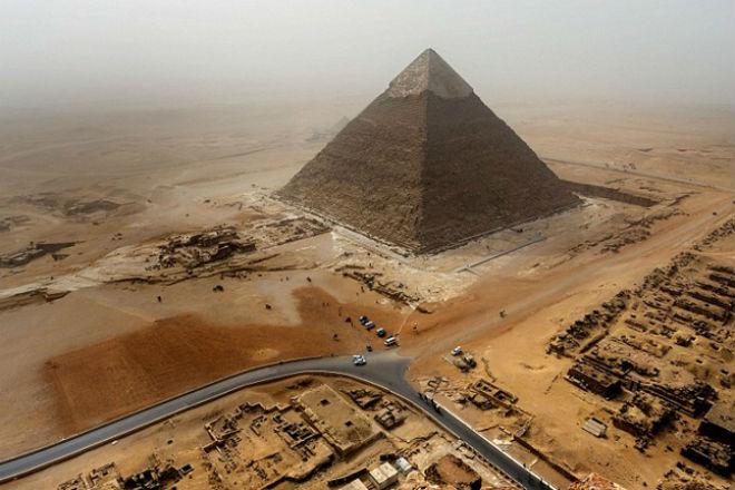 Детальное исследование известных частей пирамиды Хеопса: видео
