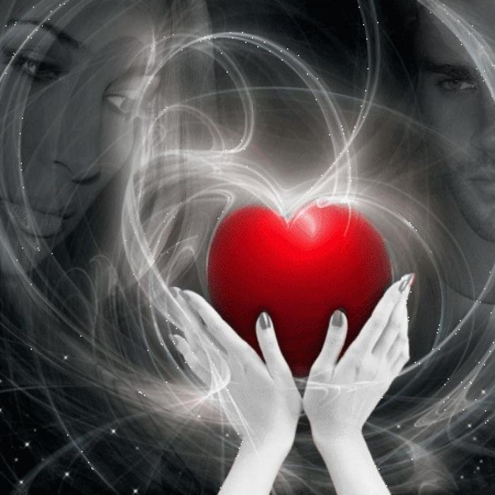 Это правда, что у тебя нет сердца..?)