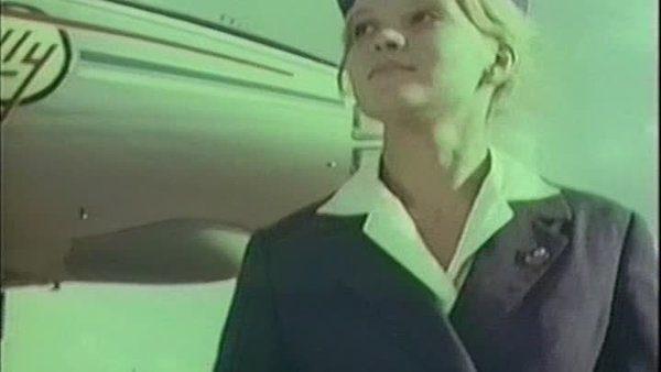 Подвиг стюардессы, лёгший в …