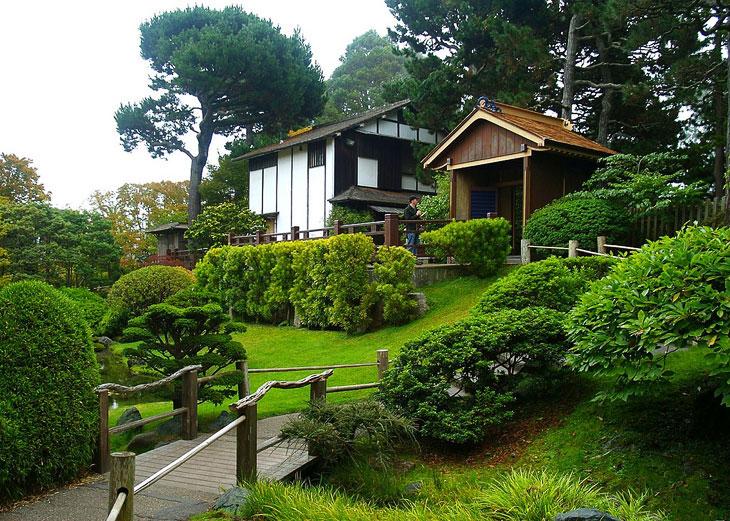 И такое бывает: знаменитые японские сады за пределами Японии