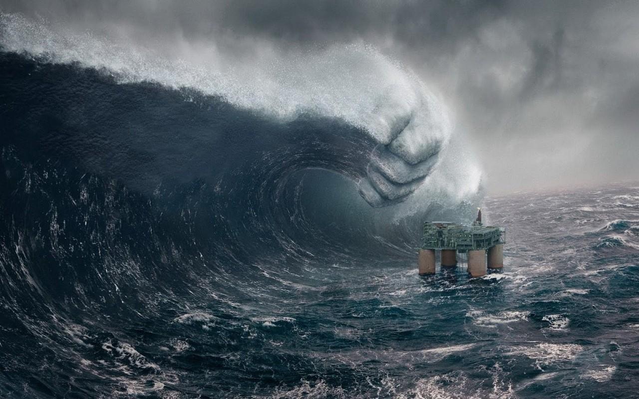 эпический шторм библейских масштабов фото натуралисты предполагают